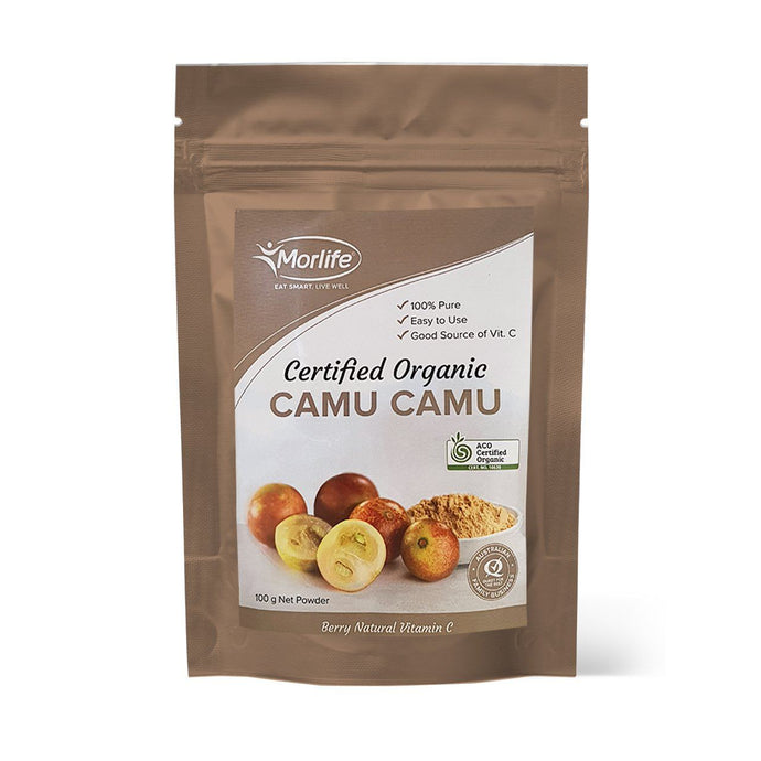 Morlife Camu Camu Powder - Healthy Me