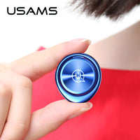 USAMS Magnetic 360 Degree Metal Mobile Phone Holder Universal phone Ring Bracket For iPhone Samsung ipad Table
