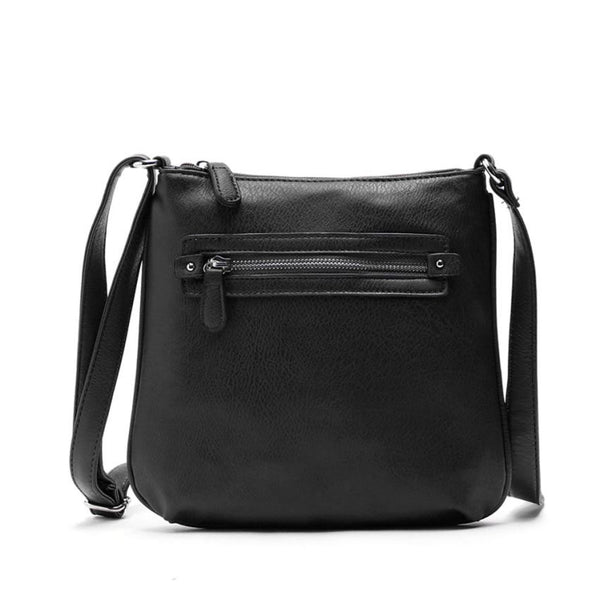Handbag /Shoulder Bag Solid Zipper Versatile