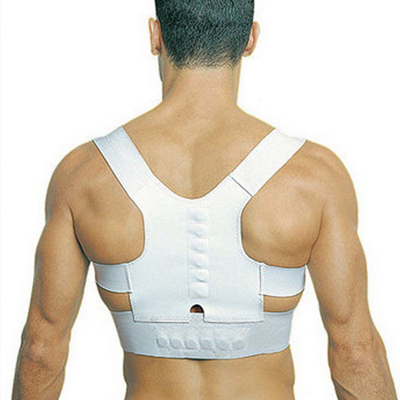1 Pcs Health Posture Corrective Braces Back Support Belt