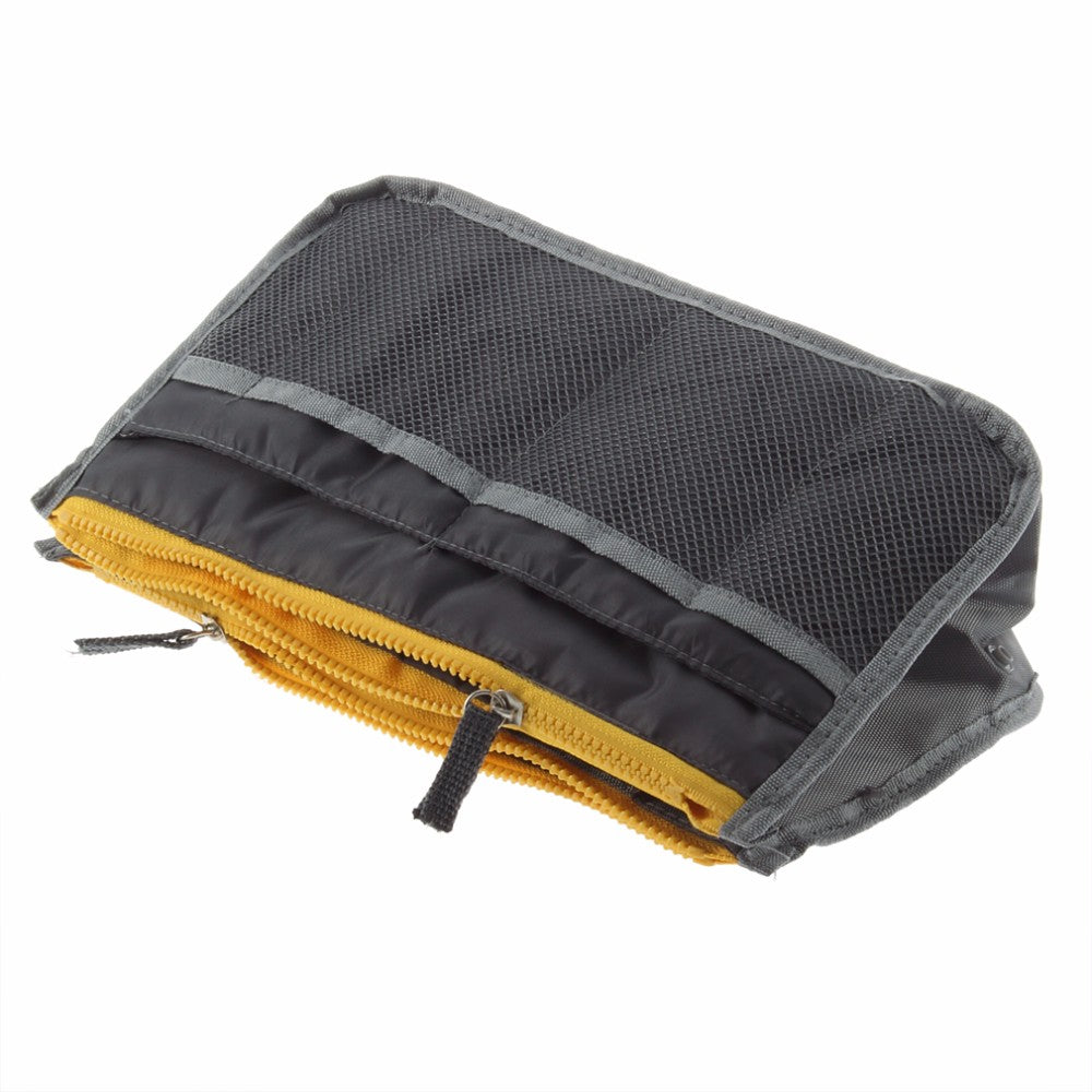Multi functional Travel Pockets Handbag Storage Bag  Travel Organizer Bags