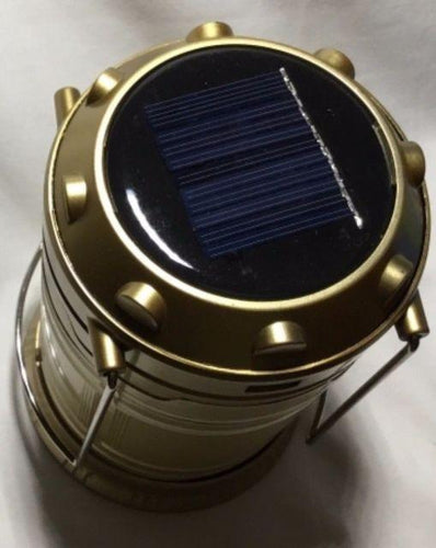 Solar Popup Lantern With USB Output