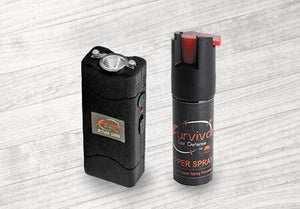 Pepper Spray & Stun Combo
