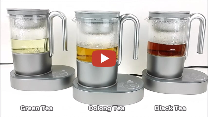 Qi Aerista Smart Tea Brewer Update #29