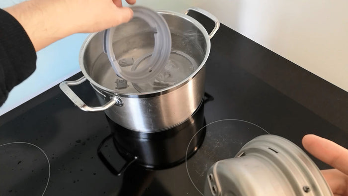 How to Remove Odd Smell from Brewer via Boiling?