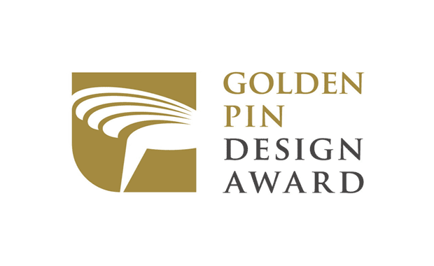 Golden Pin Design Award 2018 Design Mark Recipient
