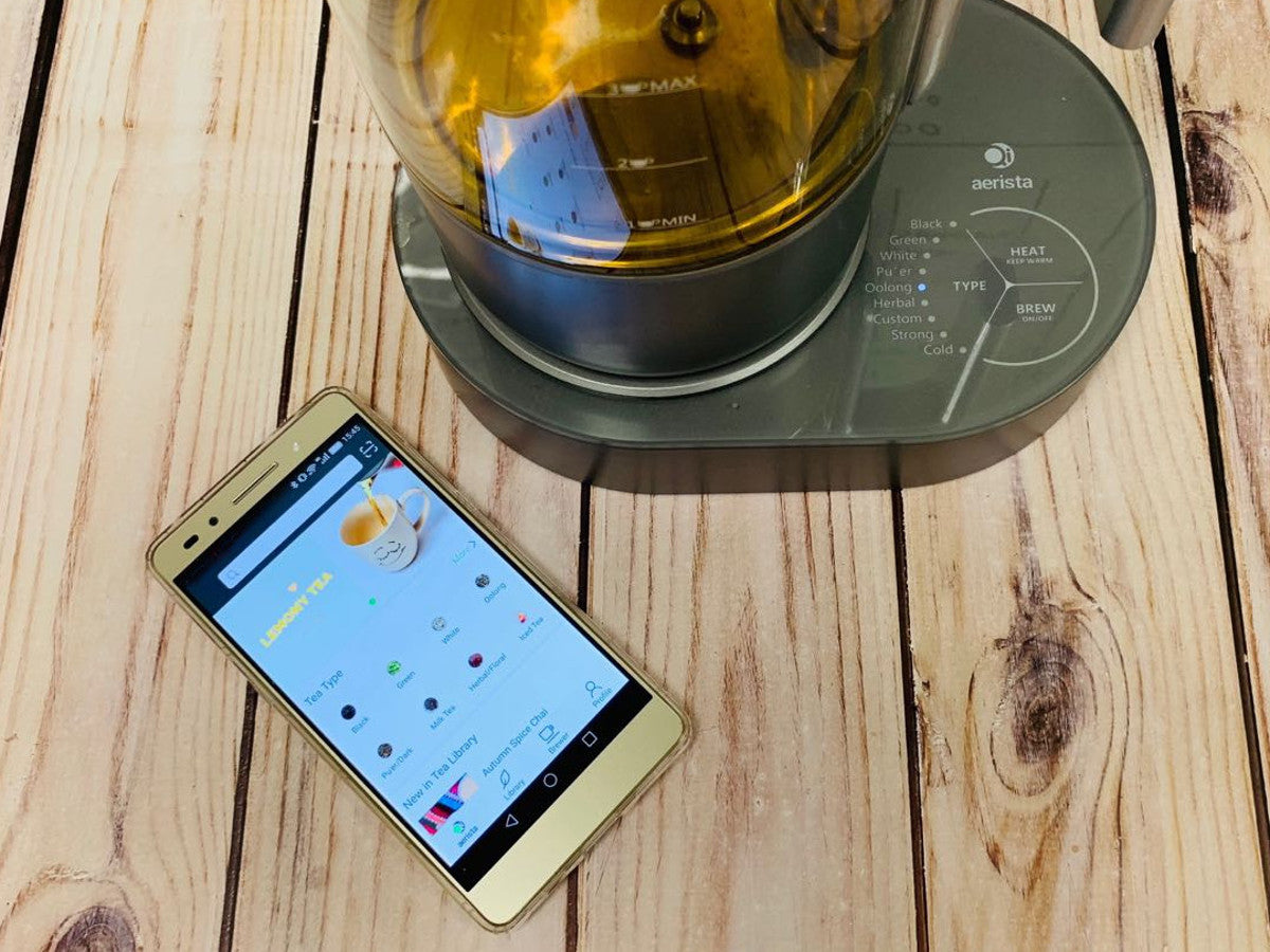 Connecting to Your Brewer via a Mobile Hotspot