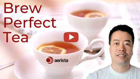 How to Make Perfect Tea with Qi Aerista IoTea Brewer
