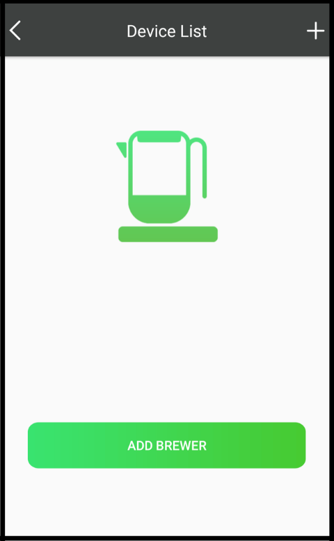 qi aerista tea maker app