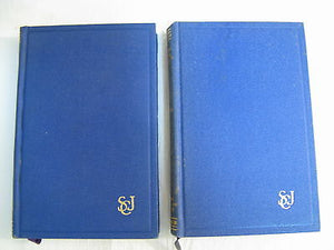 2 Volumes Set Hebrew Ethical Wills Israel Abrahams JPS Schiff Library Of Jewish