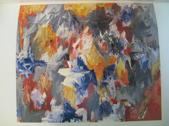 Andrew Jansons 1942-1989 Carter Ratcliff M-13 Gallery New York Art Display