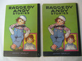 Raggedy Andy Stories Johnny Gruelle Copyright 1920 By P.F. Volland