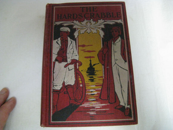 1898 The HardScrabble Of Elm Island By Elijah Kellogg Name Of Maria Rosati