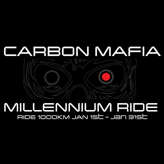 MILLENNIUM RIDE - 500km EVENT ENTRY
