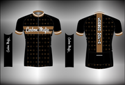 MENS CYCLING JERSEY - CAFE RACER
