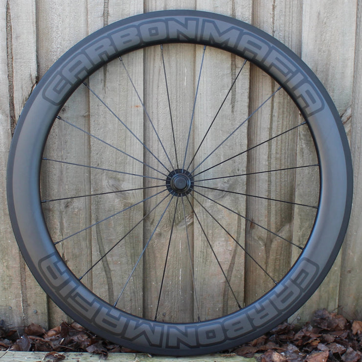 BLACK MARKET FRONT WHEEL