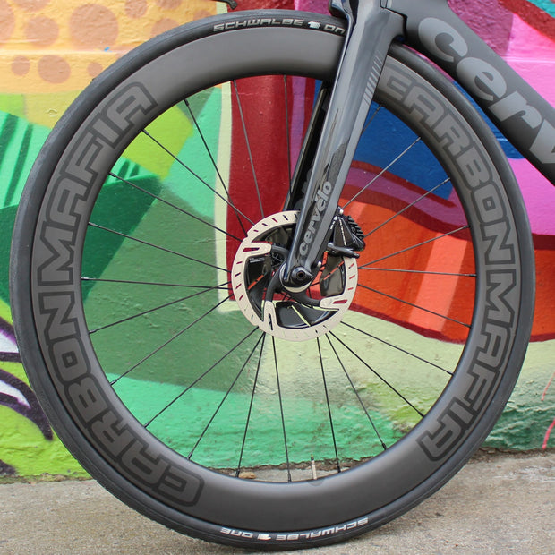 BLACK MARKET DISC BRAKE FRONT WHEEL