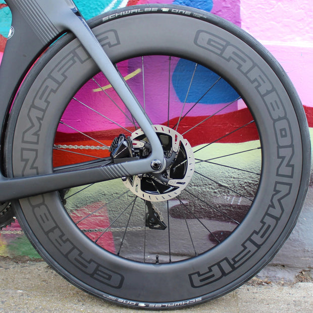 BLACK MARKET DISC BRAKE REAR WHEEL