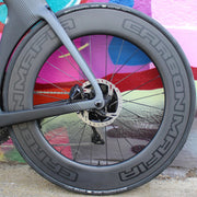 HUSTLER DISC BRAKE REAR WHEEL