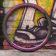 VIP CHROME LOGO WHEELSET