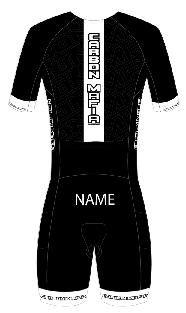 WOMENS TEAM MID SLEEVE TRI SUIT