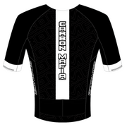 WOMENS TEAM MID SLEEVE TRI TOP
