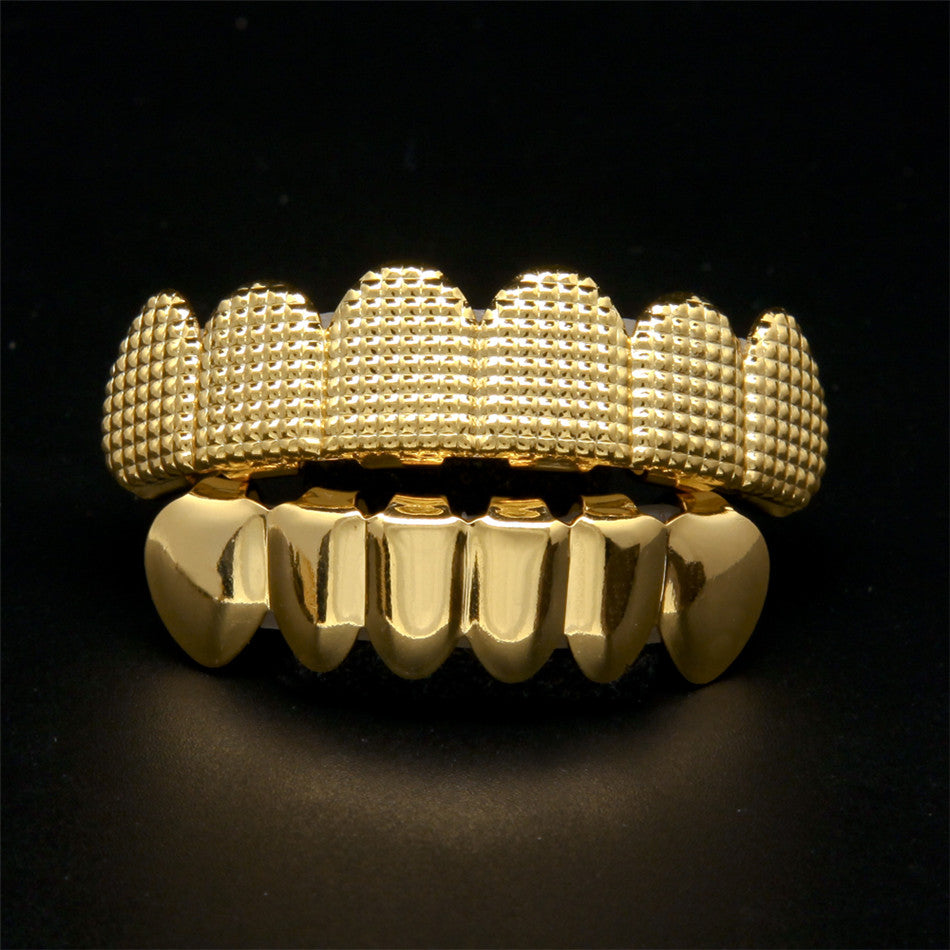 Hip-Hop Grillz Set - OGClout