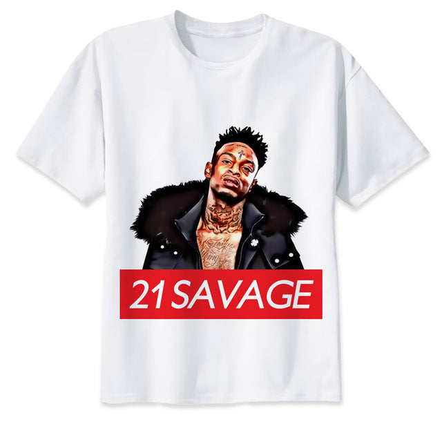 21 Savage T Shirt- OGClout