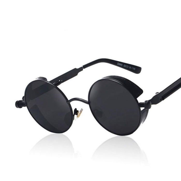 Round Steampunk Sun Glasses - OGClout