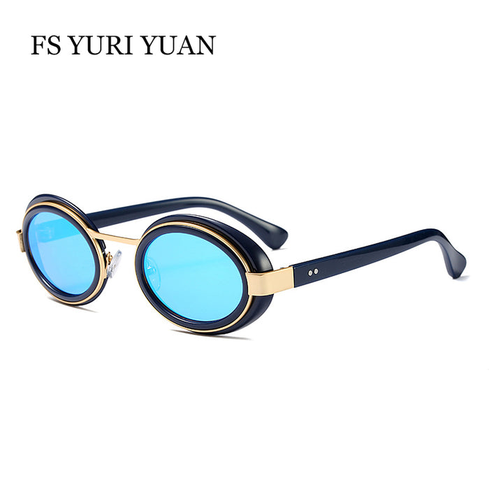 New Fashion Clout Glasses HD Lens UV400 High Quality Oval Sunglasses -Men Women - OGClout
