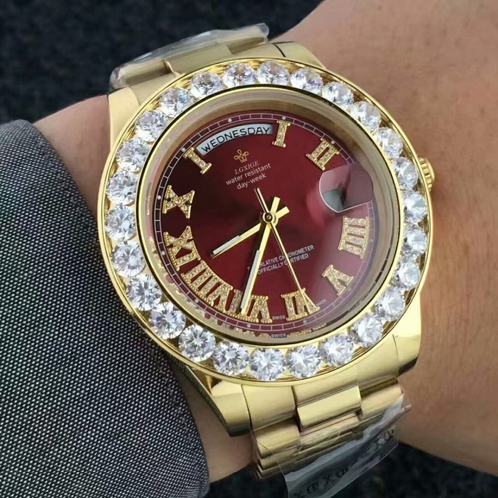 Diamond Brand Watches - OGClout