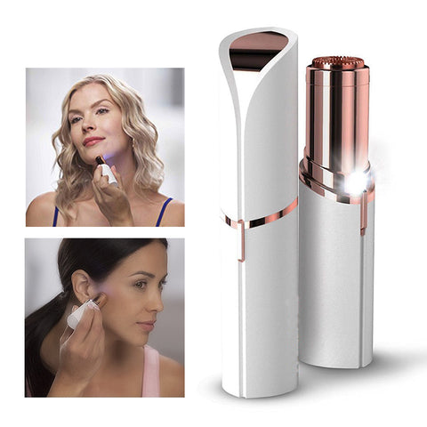 Electric Women Lipstick Shaver Razor