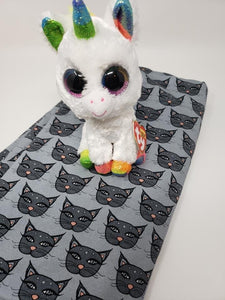 PreOrder Grey Kitty/small scale Tootsies
