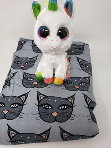 PreOrder Grey Kitty/large scale Tootsies