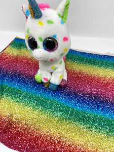 ***Splashies PreOrder-Rainbow sparkle***
