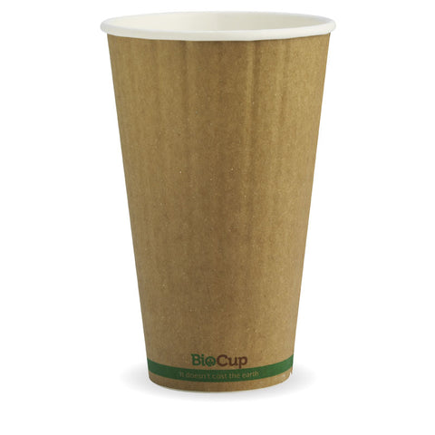 Double Wall Kraft BioCup
