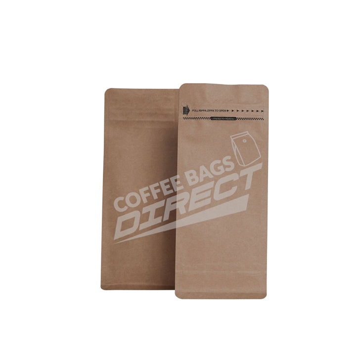 Ripper Zipper Box Bottom Coffee Bag Supplier Brisbane Sydney Melbourne Perth
