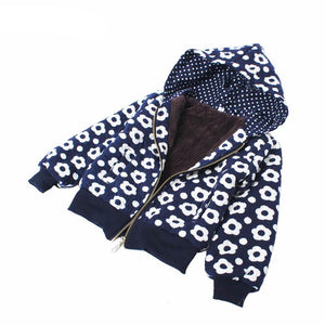 Girls outerwear fleece jackets - Chilly Baby