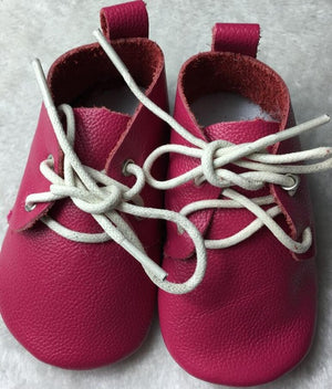Genuine Leather Newborn soft bottom baby Shoes - Chilly Baby