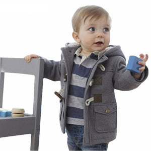 Bomber Jacket For Boys - Chilly Baby