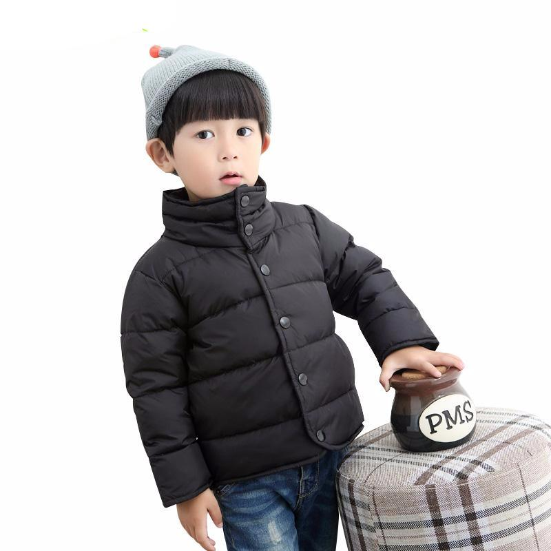 Children Cotton-Padded Jacket For Boy - Chilly Baby