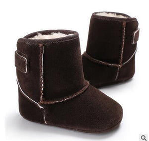 Soft Warm Baby Snow Boots - Chilly Baby