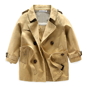 Casual Jacket for Boy - Chilly Baby