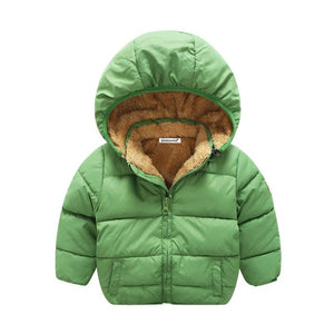 Infant Girls Coats - Chilly Baby