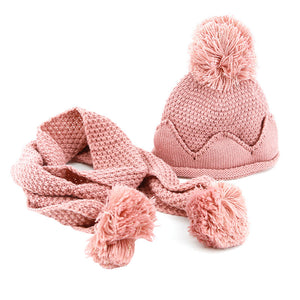 New Fashion Knit Baby Hats set - Chilly Baby