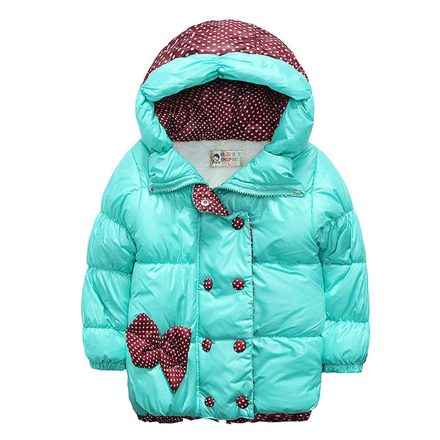 Parkas Jackets for Girls - Chilly Baby