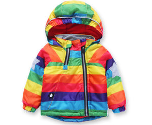Boy Trench Bomber Jacket - Chilly Baby