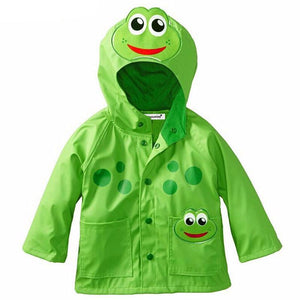 Windbreaker Jacket For Boys - Chilly Baby