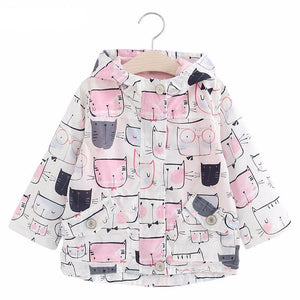 New Model Jacket For Girls - Chilly Baby