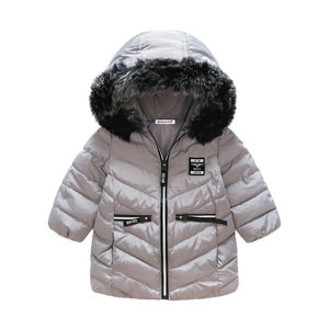 Boys Down Jacket - Chilly Baby